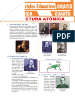 Estructura-Atómica-Para-Cuarto-Grado-de-Secundaria