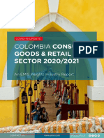 EMIS Insights - Colombia Consumer Goods and Retail 2020_2021