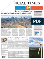 Financial Times Middle East – August 06, 2020