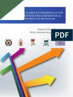 Libro. Alternativa de Planes de Desarrollo... 2014