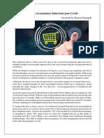 Change in customer behaviour post Covid - Kumar Nataraj R.pdf