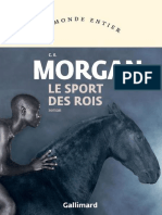 1001Ebooks.com - C. E. Morgan – Le sport des rois (2019).epub