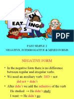 past simple 2  interrogative, negative, mixed forms.ppt