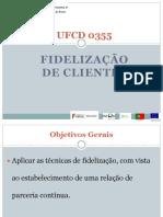 Apresentação PP UFCD0355