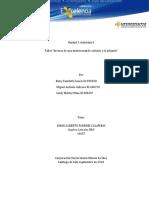 Taller Matriz Inversa Adjunto y Cofactores