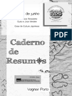 Caderno de Resumo - IV SIA