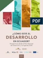 ¿Cómo está el Desarrollo en Ecuador?