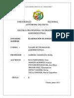 IMFORME DE TALLER DURAZNOS EN ALMIBAR.docx