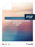 Medical Assitance in Dying in Canada