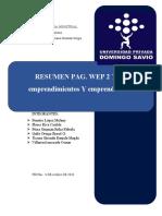 Grupo 6 Sitio wep 2 Tipos de emprendimientos