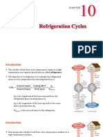 11 Refrigeration cycles