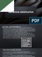 INICIATIVA LEGISTLATIVA (Presentacion)