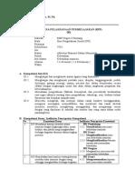 2. RPP Kebutuhan Revisi