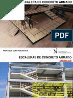 ESCALERAS DE CONCRETO Y CAJA DE ASCENSORES
