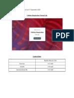 cellular respiration virtual lab notes