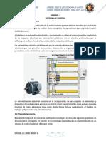 (SOC-400) UNIDAD - 3sistemas de control