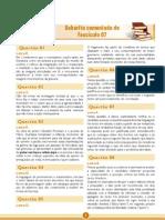 ENEM Amazonas GPI Fascículo 7 – Textos e Contextos - Gabarito Comentado