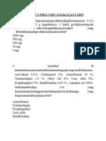 PSPA III