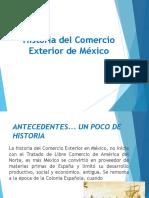 Bloque 1 Presentación Historia del Comercio Exterior de México