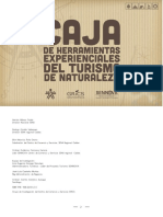 CAJA DE HERRAMIENTAS EXPERIENCIALES DEL TURISMO DE NATURALEZA