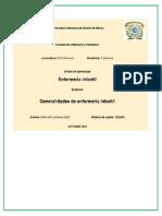 GENERALIDADES DE ENFERMERIA INFANTIL