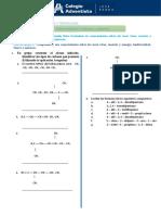 3° Secundaria Hidrocarburos alquenos y alquinos FT