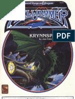 TSR9409 - Spelljammer - SJR7 Krynnspace