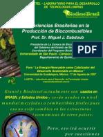 6 - Experiencias Basileñas en la producción de Biocombustibles uag