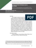 A política educacional de Simón Rodriguez para a República do Perú.pdf