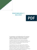 POSTUROLOGIA PIE