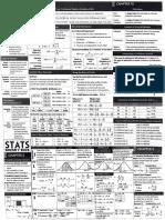 ADMS 2320 Test 1 Sheet