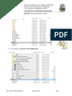 Guía de instalación matlab 2015a