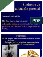 Alienação parental palestra