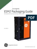 Waukesha ESM II Packaging Guide