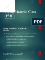 Piping Material Classification