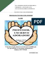 PROJETO DIA DOS PROFESSORES_160920082104