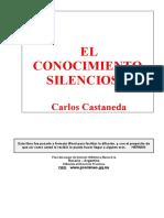 08 - EL CONOCIMIENTO SILENCIOSO