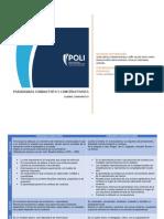 CUADRO COMPARATIVO PARADIGMA CONDUCTISMO - CONSTRUCTIVISMO