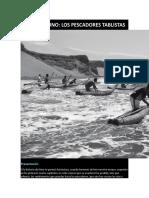 antiguos pescadores incas -CAPÍTULO UNO