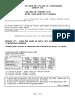 Sujet_E2_DESCF2003 Corrigé