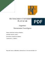 glosario herramientas tecnologicas