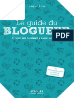 MARKETING -  Le guide du blogueur Créer un business avec son blog (2017) - Ling-en Hsia.epub