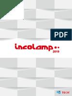 201912 Incolamp Catálogo Led 2019