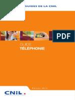 CNIL_Telephonie