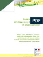 CEDD - Comment concilier développement économique et environnement