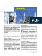 Transformer – Specification, Sizing, Myths, Energy Efficiency and Smart Selection-1