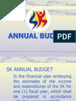 Budget Preparation-SK