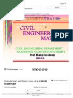 ENGINEERING MATERIALS CIVIL