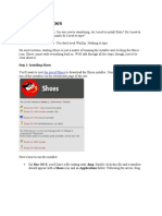 Shoes GUI for Ruby
