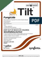 Tilt Label